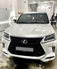 Lexus LX450d, 2017 год, 5 500 000 руб.