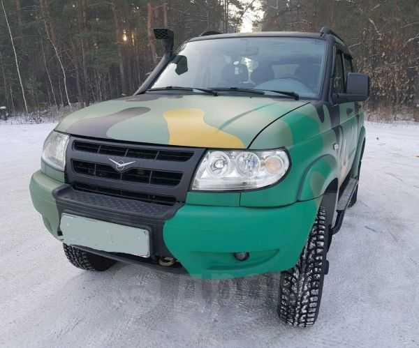 УАЗ Патриот, 2007 год, 560 000 руб.