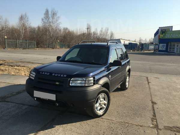 Land Rover Freelander, 2002 год, 380 000 руб.