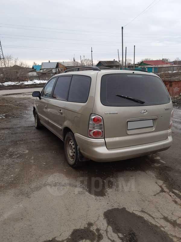 Hyundai Trajet, 2006 год, 385 000 руб.