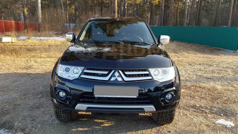 Mitsubishi Pajero Sport, 2014 год, 1 490 000 руб.