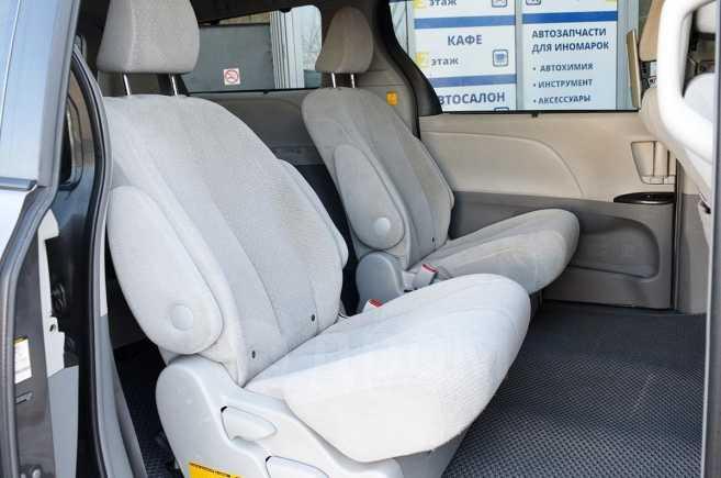 Toyota Sienna, 2011 год, 1 598 950 руб.
