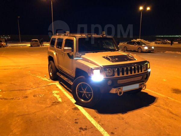 Hummer H3, 2005 год, 1 180 000 руб.