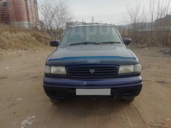 Mazda Efini MPV, 1986 год, 235 000 руб.