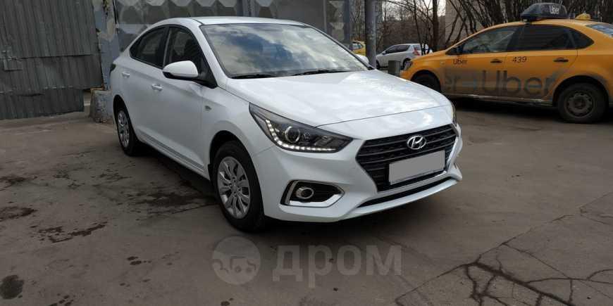 Hyundai Solaris, 2020 год, 810 000 руб.