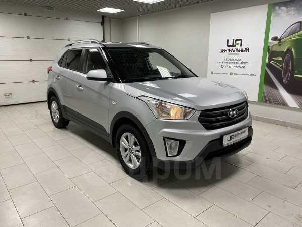 Hyundai Creta, 2016 год, 897 000 руб.