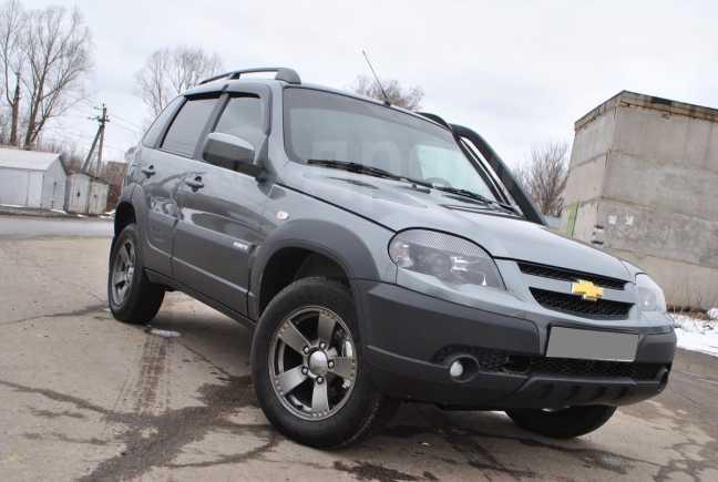 Chevrolet Niva, 2017 год, 549 000 руб.