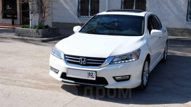 Honda Accord, 2013 год, 1 165 000 руб.