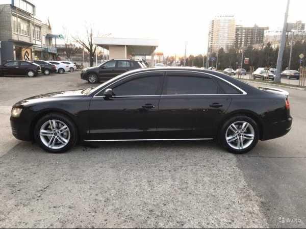 Audi A8, 2012 год, 1 200 000 руб.