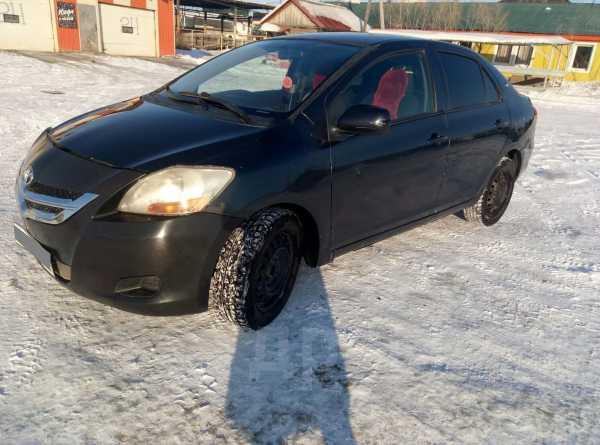 Toyota Yaris, 2007 год, 450 999 руб.