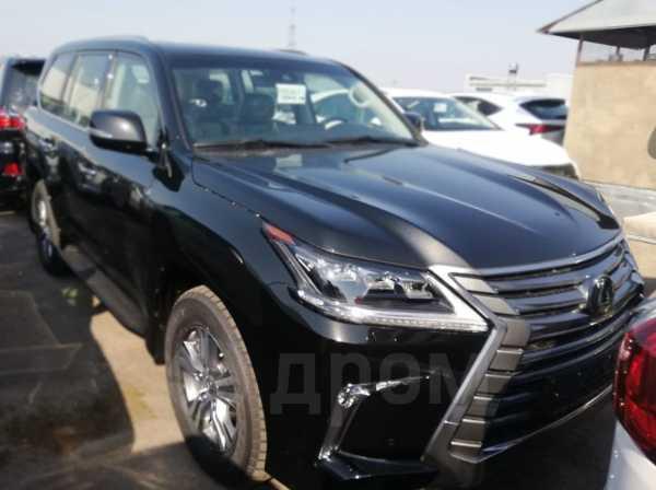 Lexus LX570, 2020 год, 7 050 000 руб.