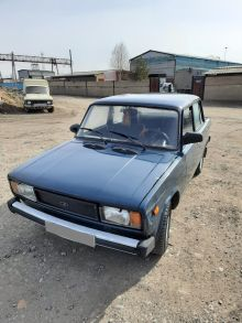 Минусинск 2105 1996