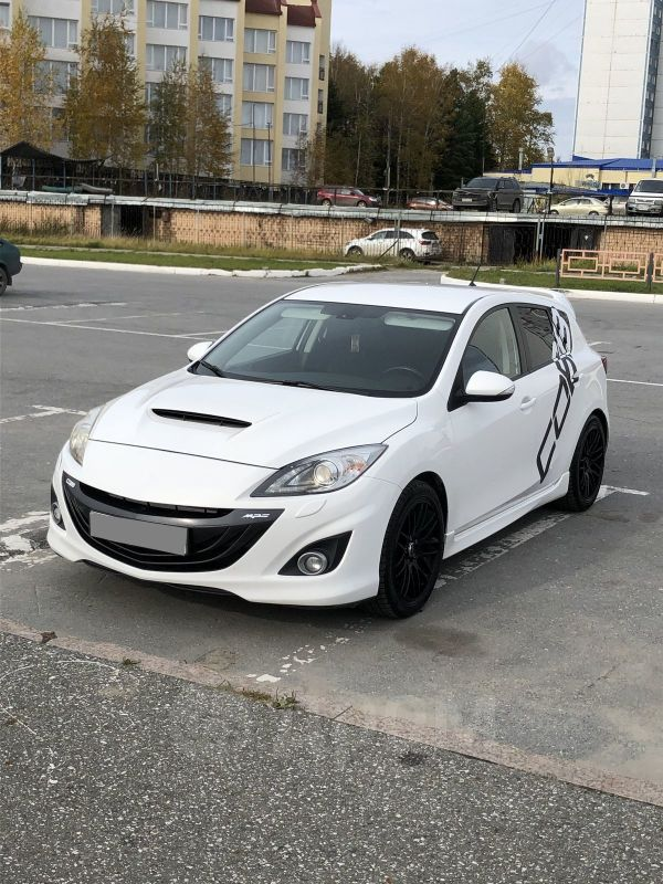 Mazda Mazda3 MPS, 2011 год, 600 000 руб.