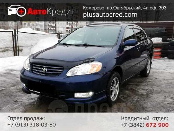 Toyota Corolla, 2003 год, 369 000 руб.
