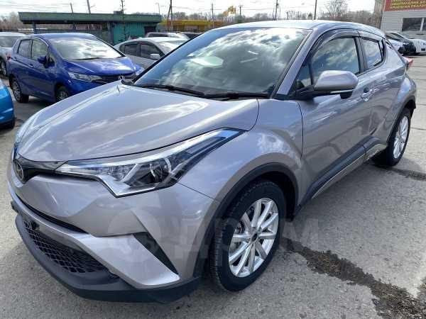Toyota C-HR, 2018 год, 1 320 000 руб.