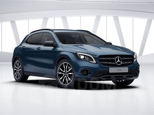 Mercedes-Benz GLA-Class, 2019 год, 2 641 600 руб.