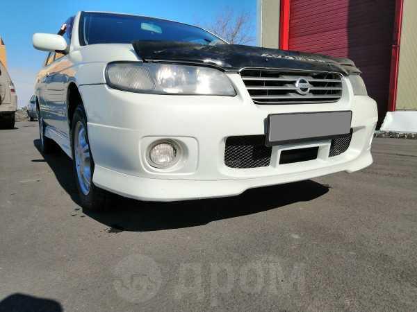 Nissan Avenir, 2002 год, 248 000 руб.