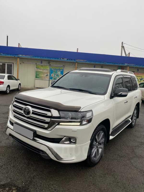 Toyota Land Cruiser, 2016 год, 4 550 000 руб.