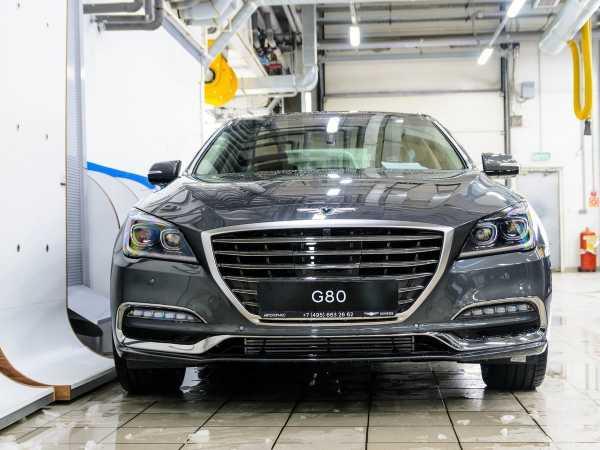 Genesis G80, 2019 год, 3 510 000 руб.