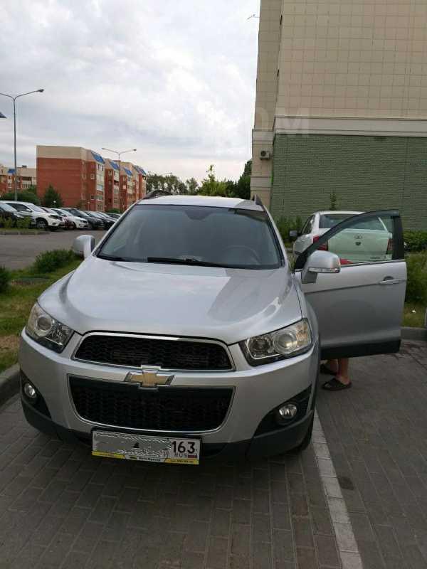 Chevrolet Captiva, 2013 год, 830 000 руб.