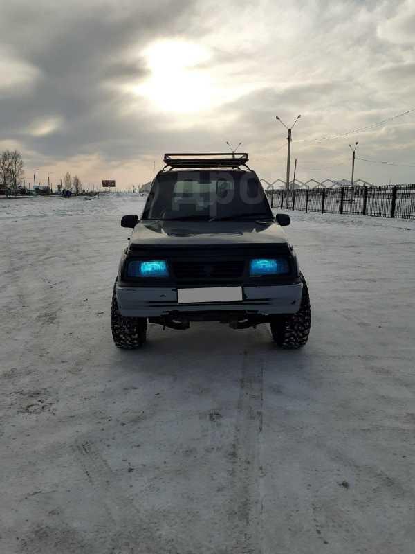 Suzuki Escudo, 1993 год, 195 000 руб.