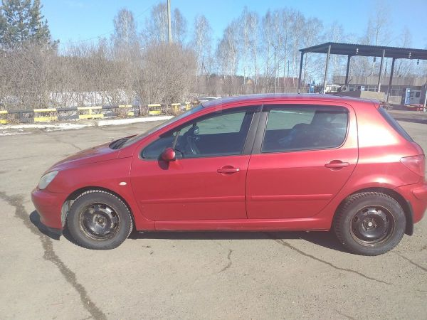 Peugeot 307, 2005 год, 230 000 руб.