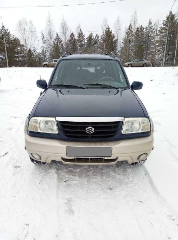 Suzuki Grand Vitara, 2002 год, 299 000 руб.