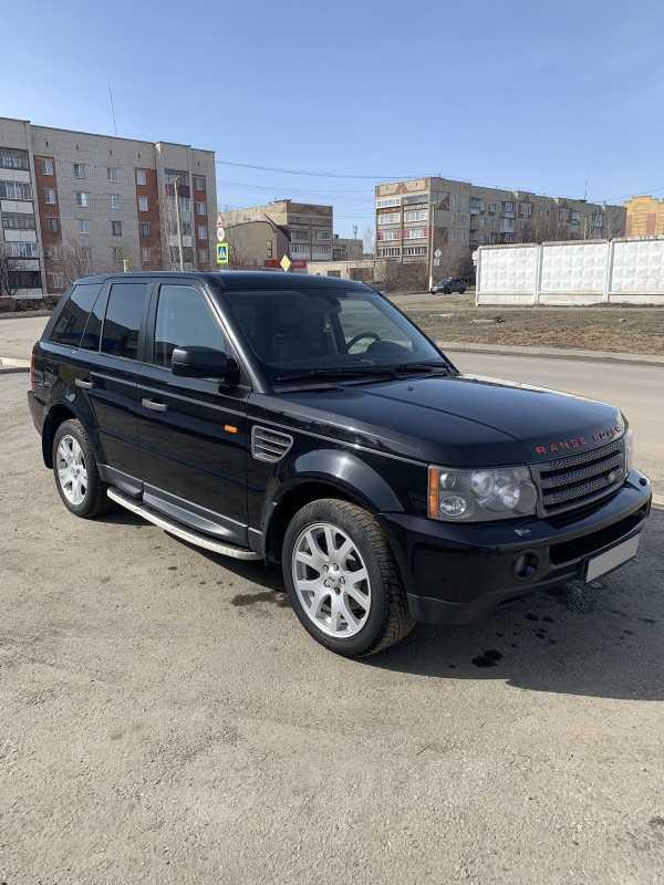 Land Rover Range Rover, 2006 год, 670 000 руб.