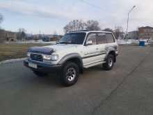 Чугуевка Land Cruiser 1995
