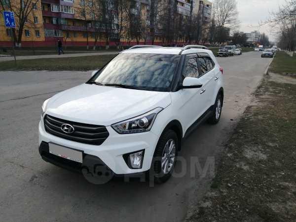 Hyundai Creta, 2017 год, 1 100 000 руб.
