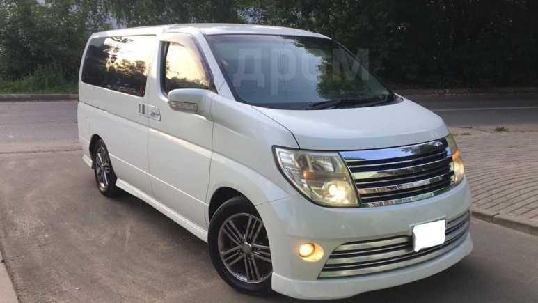 Nissan Elgrand, 2006 год, 400 000 руб.