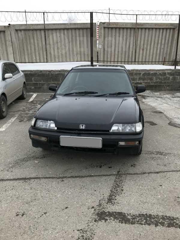 Honda Civic, 1989 год, 95 000 руб.