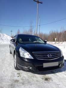 Пыть-Ях Nissan Teana 2012