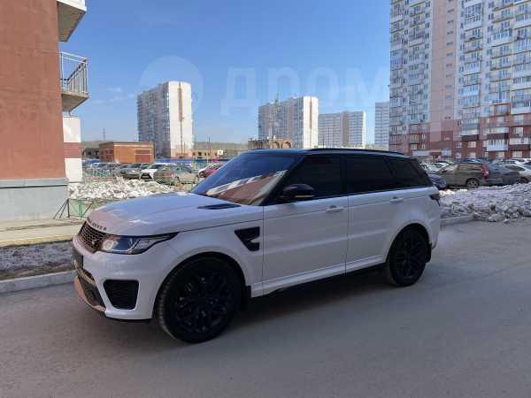 Land Rover Range Rover Sport, 2015 год, 4 500 000 руб.