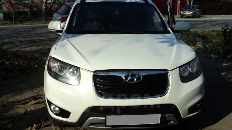 Hyundai Santa Fe, 2011 год, 580 000 руб.