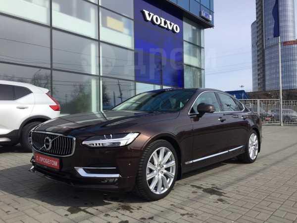 Volvo S90, 2017 год, 2 550 000 руб.