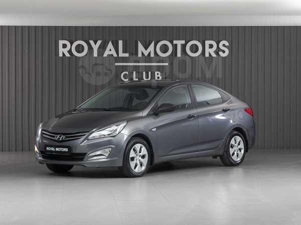 Hyundai Solaris, 2015 год, 476 000 руб.