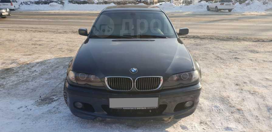BMW 3-Series, 2002 год, 280 000 руб.