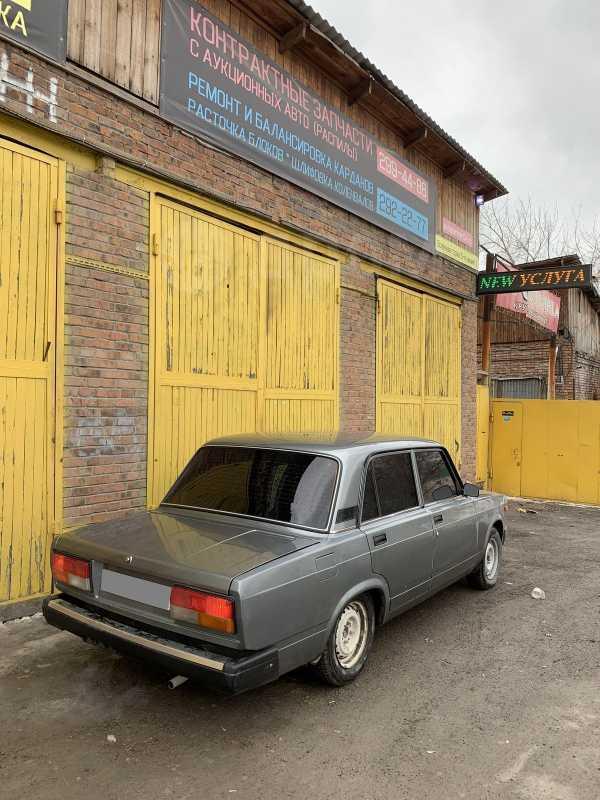 Лада 2107, 2011 год, 74 999 руб.