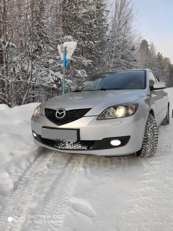 Mazda Mazda3, 2007 год, 360 000 руб.