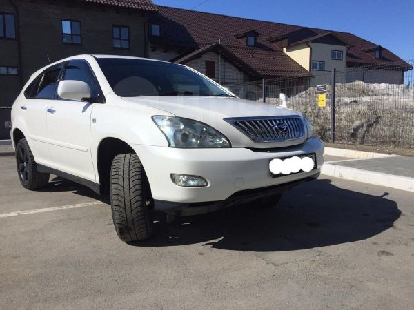 Toyota Harrier, 2007 год, 650 000 руб.