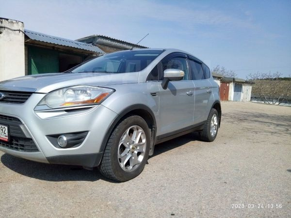 Ford Kuga, 2008 год, 580 000 руб.