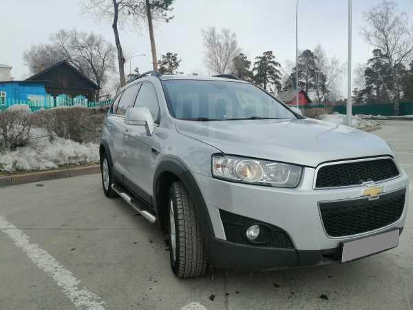Chevrolet Captiva, 2012 год, 719 000 руб.