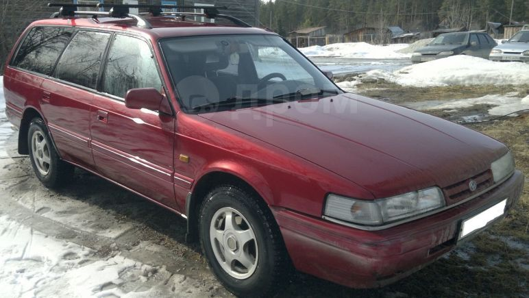 Mazda 626, 1995 год, 142 000 руб.