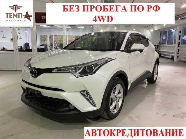 Toyota C-HR, 2017 год, 1 275 000 руб.