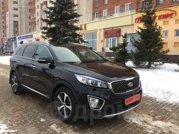 Kia Sorento, 2017 год, 1 799 000 руб.