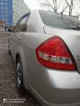 Nissan Tiida Latio, 2007 год, 310 000 руб.