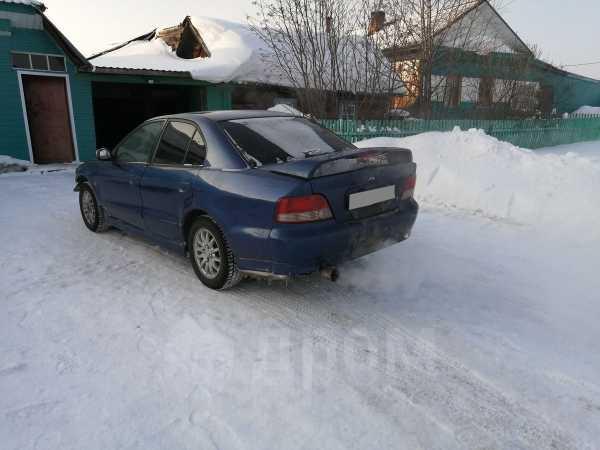 Mitsubishi Galant, 2001 год, 155 000 руб.