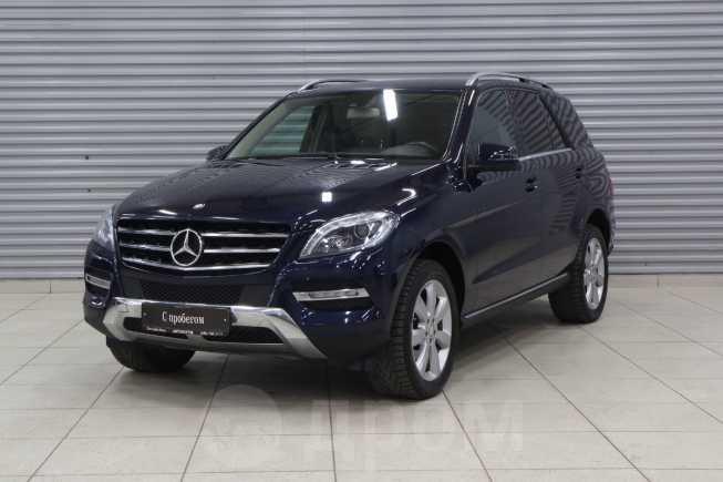 Mercedes-Benz M-Class, 2015 год, 1 949 000 руб.