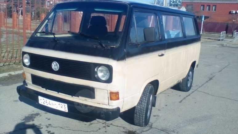 Volkswagen Transporter, 1982 год, 120 000 руб.
